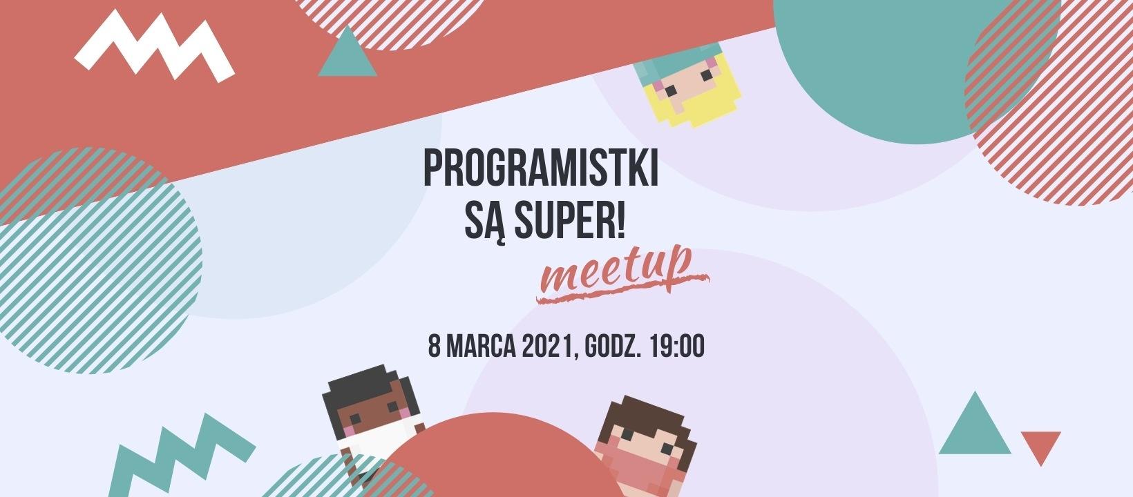 Meetup Super Programistek